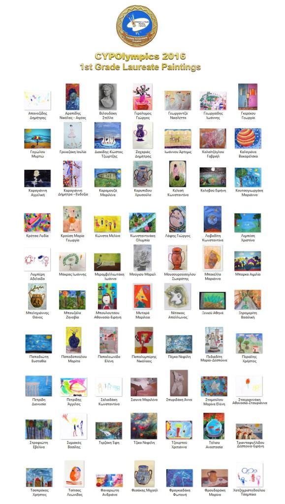 laureate paintings