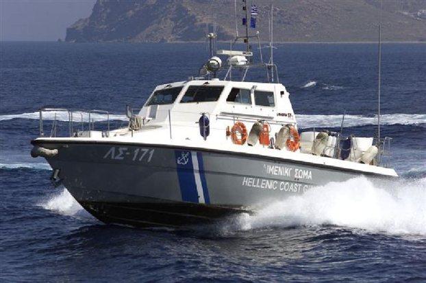 Βυθίστηκε σκάφος στο Αθανι Λευκάδας