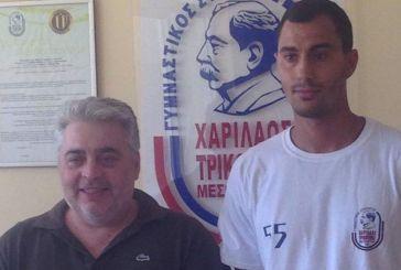 """Ο Γιώργος Τοπουζίδης υπέγραψε με """"Χαρίλαο Τρικούπη"""""""