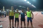 Δύο μετάλλια στο Πανελλήνιο Πρωτάθλημα Στίβου νέων ο Χρήστος Τρομπούκης-5η η  ΓΕΑ