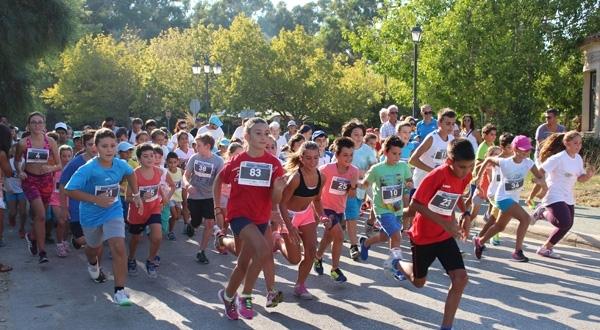 Μπλουζάκι για τους αθλητές και τους εθελοντές του 4ου «εν Νικοπόλει Άκτια» Αγώνα Δρόμου