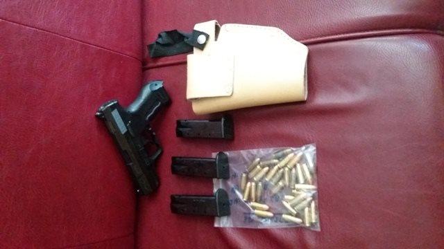 Συνελήφθη 34χρονος στη Συκούλα με κλεμμένο όπλο