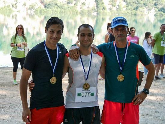 Με επιτυχία ολοκληρώθηκε το 1ο Zero Lake Run στην Λίμνη Ζηρού