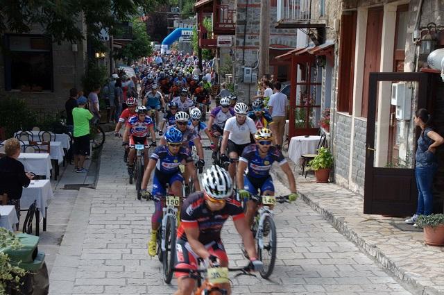 Όλα έτοιμα στην Άνω Χώρα Ναυπακτίας για το ραντεβού ορεινής και δρόμου ποδηλασίας