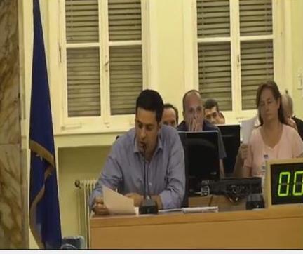 Τσακίρ κέφι στο δημοτικό συμβούλιο