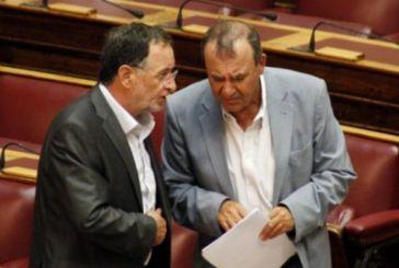 """""""Παρών"""" από την ηγεσία της Λαϊκής Ενότητας την κηδεία του Αντώνη Σαλούρου"""