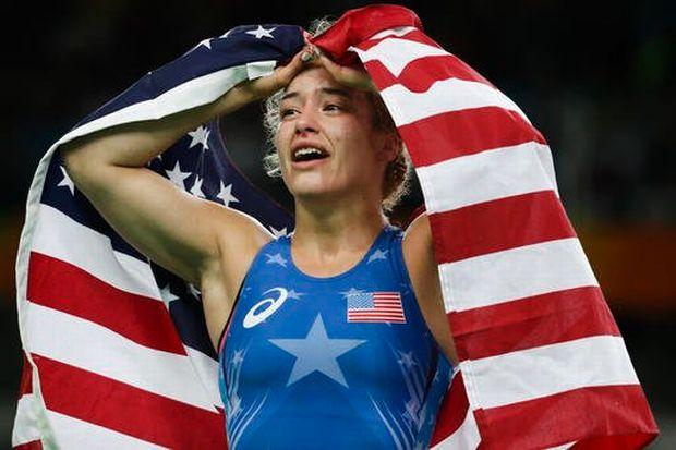 Ολυμπιονίκης από τον Κάλαμο!