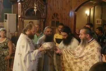 Σε κλίμα κατάνυξης τιμήθηκε η μνήμη του Αγίου Μύρωνος στην ενορία του Αγ. Νικολάου Βονίτσης