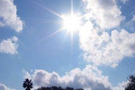 Πρόγνωση καιρού 21-24 Σεπτεμβρίου: Αίθριος καιρός και ζέστη στην Αιτωλοακαρνανία
