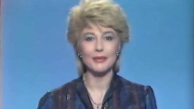 Αναδρομή στη ρετρό TV: Πως ήταν οι εκφωνήτριες της ΕΡΤ το 1970