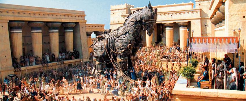 Η Τροία έπεσε το 1218 π.χ. και ο Οδυσσέας ταξίδευε… 11 χρόνια