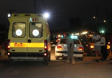 Σοβαρά τραυματίας 25χρονος μετά από εκτροπή δικύκλου στο Αγρίνιο