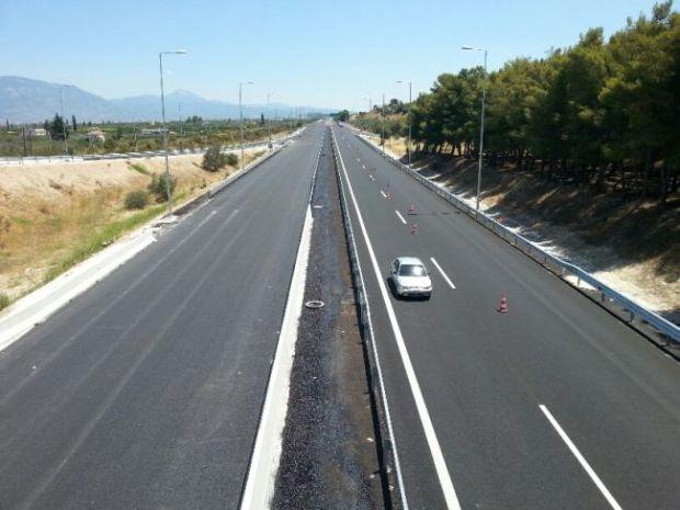 Ολυμπία Οδός: Την Παρασκευή στην κυκλοφορία το Κόρινθος-Κιάτο