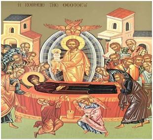 Ιστορία και θρύλοι της θαυματουργής Εικόνας Της Παναγίας