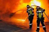 Ερευνάται εμπρησμός για φωτιά σε ταξί στο Ζευγαράκι