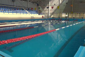 Kλειστό για ένα μήνα το κολυμβητήριο του ΔΑΚ Αγρινίου λόγω εργασιών κατασκευής νέων αποδυτηρίων