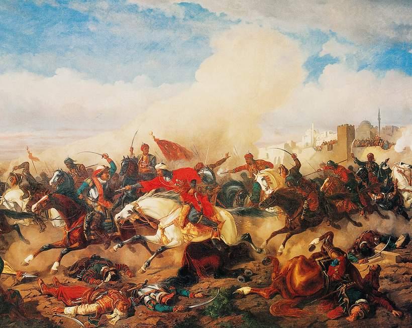 Ρώσικη πολιτική & προφητείες- Πως ξεσηκώθηκε η  Αιτωλοακαρνανία το 1770
