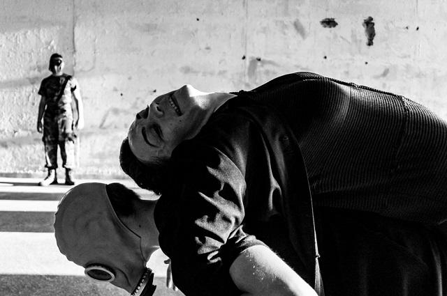 «Εκάβη, μια πρόσφυγας» από το ΔΗΠΕΘΕ Αγρινίου στα Αρχαία Θέατρα Στράτου και Δήλου