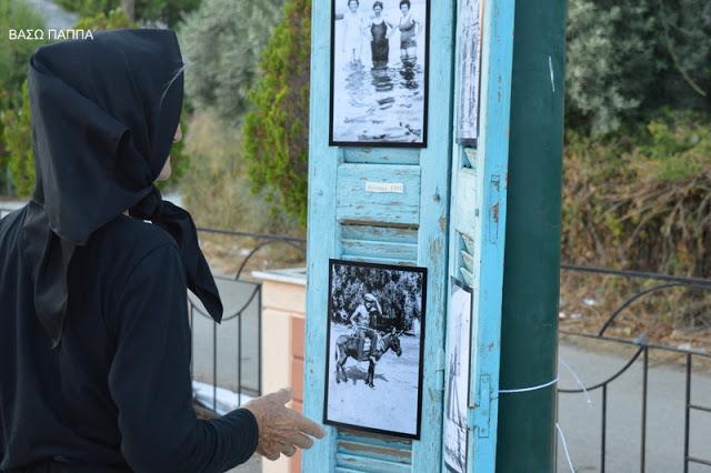 Με επιτυχία η έκθεση ασπρόμαυρης φωτογραφίας στον Βάρνακα
