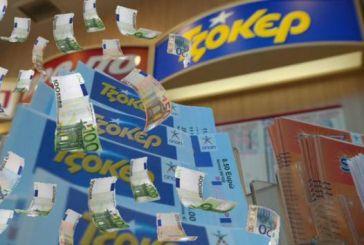 Τζακ-ποτ στο Τζόκερ: 5,6 εκατ. ευρώ την Πέμπτη