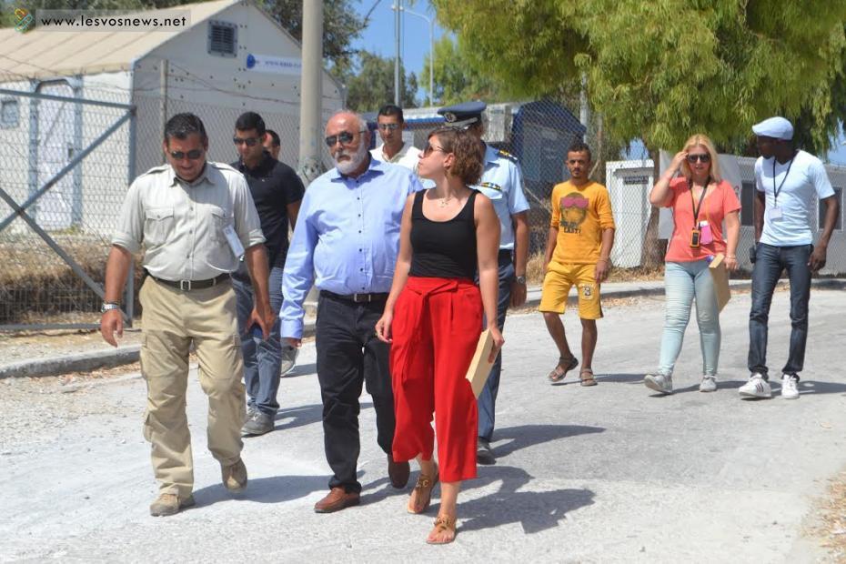 Koυρουμπλής: να μεταφερθούν πρόσφυγες και στο Αγρίνιο