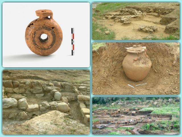 Σημαντικά αρχαιολογικά ευρήματα ήρθαν στο φως στα όρια  Αιτωλοακαρνανίας – Άρτας