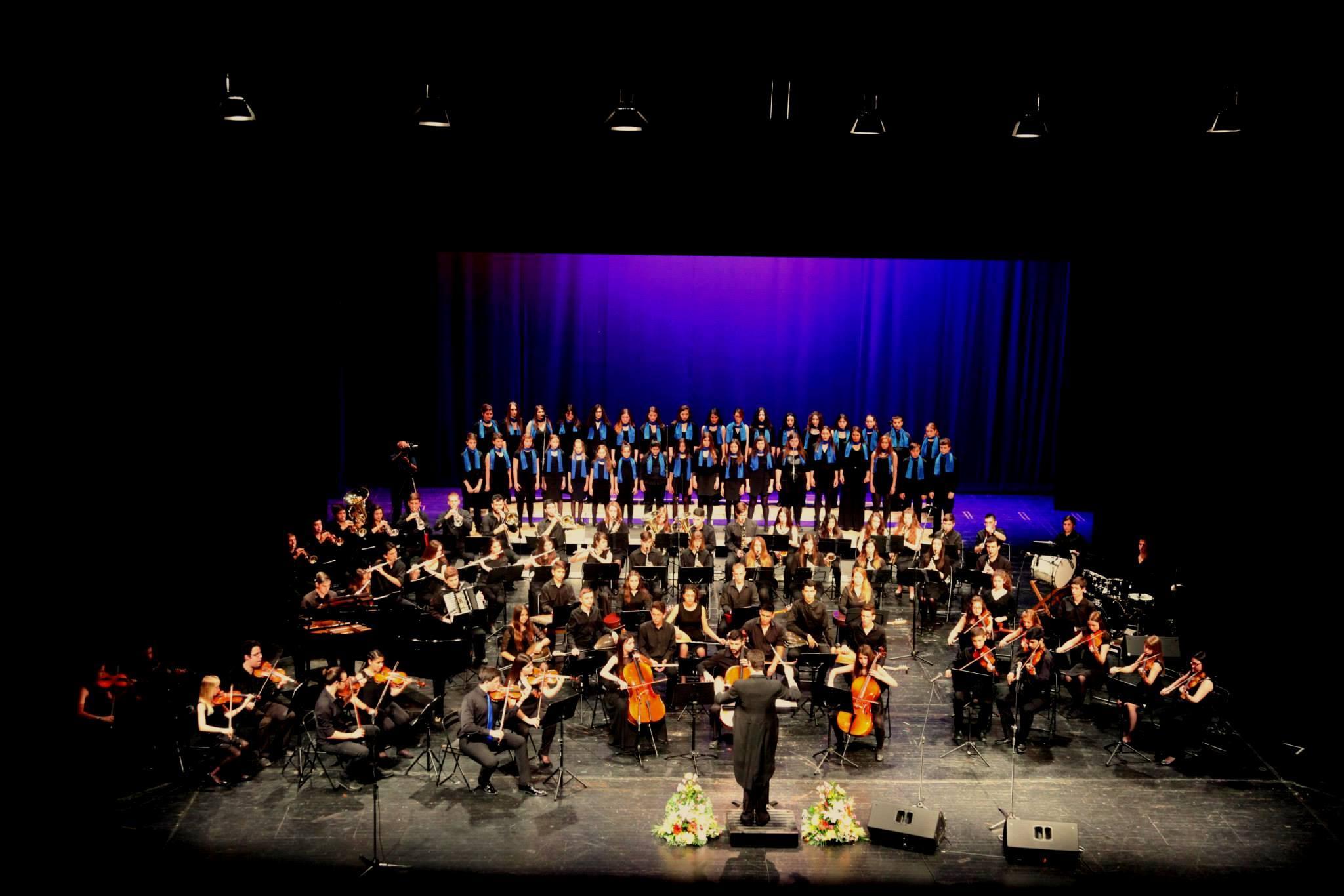 Συνεχίζονται έως τέλη Σεπτεμβρίου οι ακροάσεις στη Συμφωνική Ορχήστρα Νέων Ελλάδας