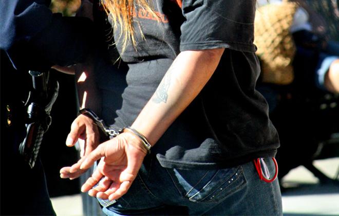Συνελήφθη 48χρονη φυγόποινη στο Θέρμο