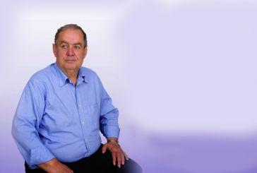 Πένθος στην Ένωση Βενζινοπωλών για το θάνατο του Νικόλαου Τσακάλη