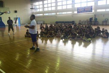 Ξεκινούν οι εγγραφές στην ακαδημία μπάσκετ της ΑΛΦΑ 93