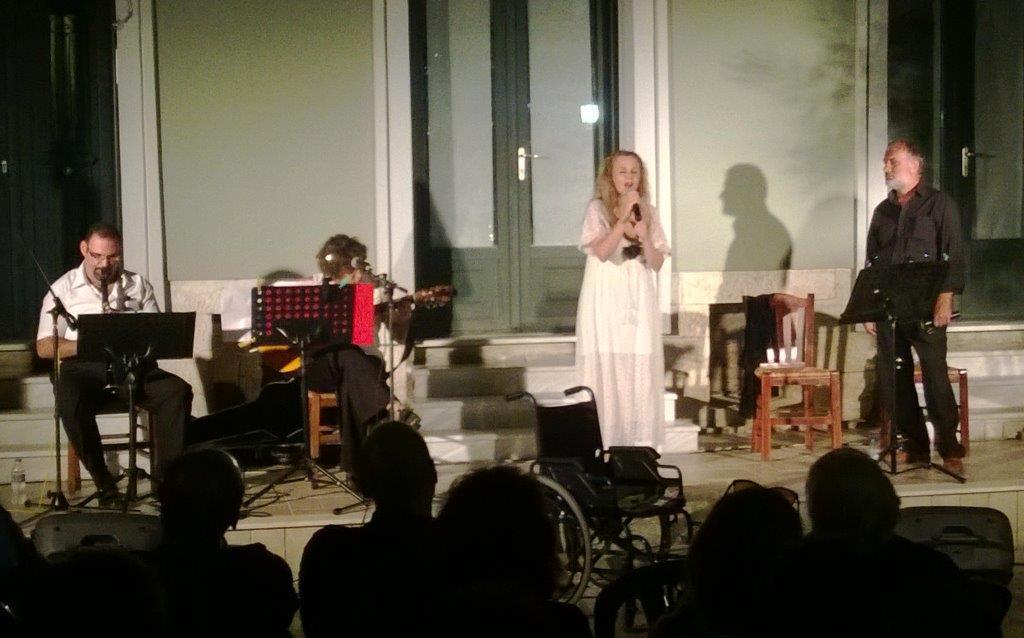 Μουσικές στιγμές υπο το φως της Πανσελήνου στην Πάλαιρο