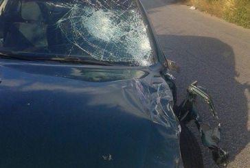 Σοβαρός τραυματισμός Αγρινιώτη σε τροχαίο στο Περιθώρι