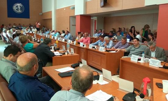 2016.09.12 @ Περιφερειακό Συμβούλιο Δυτικής Ελλάδας