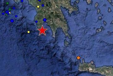 Σεισμός 5 βαθμών στην περιοχή της Πύλου
