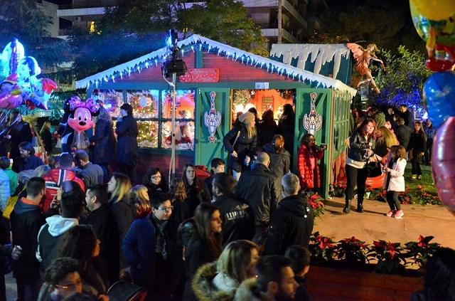 Πρόσκληση ενδιαφέροντος για το «Πάρκο των Χριστουγέννων 2016» στο Αίγιο