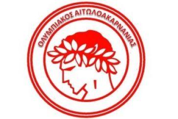 Ολυμπιακός Αιτωλοακαρνανίας με έδρα στο Αγρίνιο