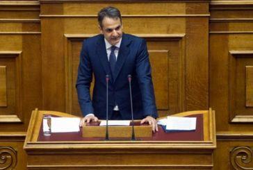 Μητσοτάκης: Θα καταργήσουμε όλα τα νομοθετήματα της κυβέρνησης στην Παιδεία