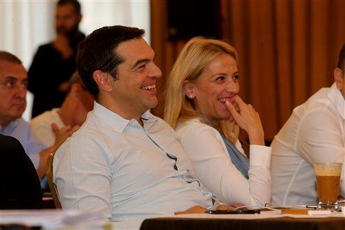 Με ομιλία Τσίπρα ανοίγουν την Κυριακή οι εργασίες της ΚΕ του ΣΥΡΙΖΑ