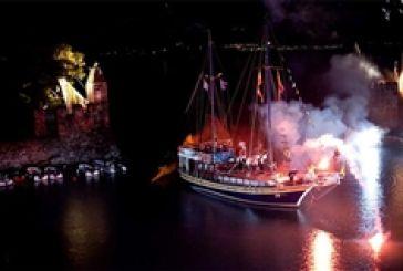Έναρξη εκδηλώσεων για την 445η επέτειο από την Ναυμαχία της Ναυπάκτου