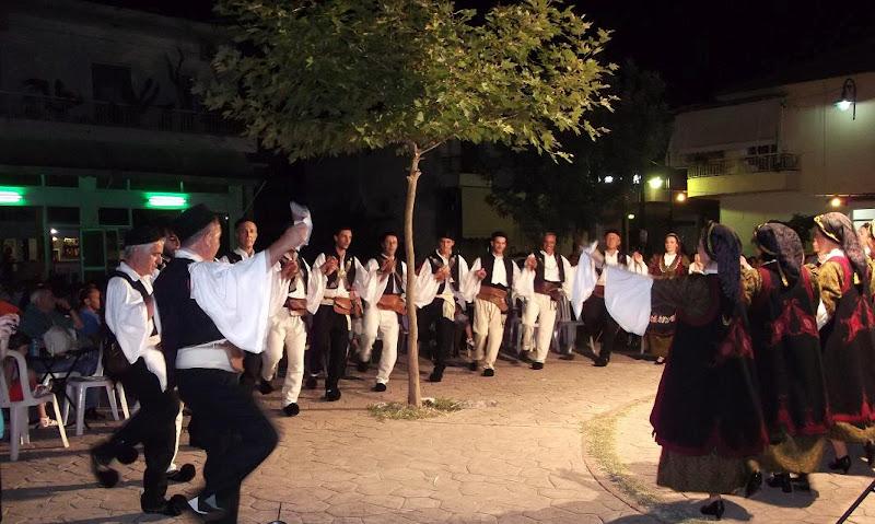 Πολιτιστικές εκδηλώσεις στα Καλύβια