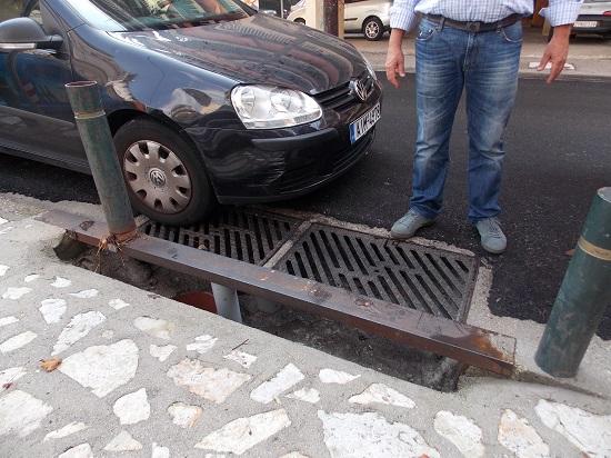 Συνεχείς οι παρεμβάσεις για αποφυγή πλημμυρών από τον δήμο Αγρινίου