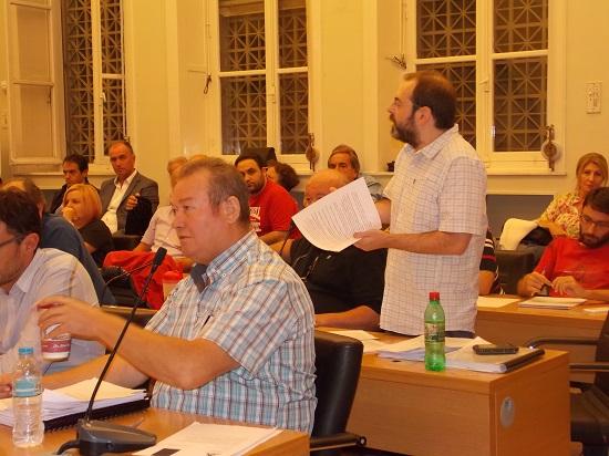 """Δημοτικό Συμβούλιο Αγρινίου: ψήφισμα ενάντια στην ένταξη ΔΕΚΟ στο νέο """"υπερταμείο"""""""