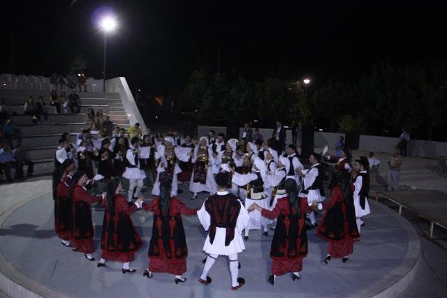 Υπέροχο το «2ο ξηρομερίτικο σεργιάνι στη μουσική παράδοση»
