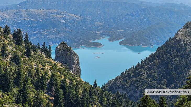 Από την Καλάνα έως τον Αχελώο & τη λίμνη Κρεμαστών