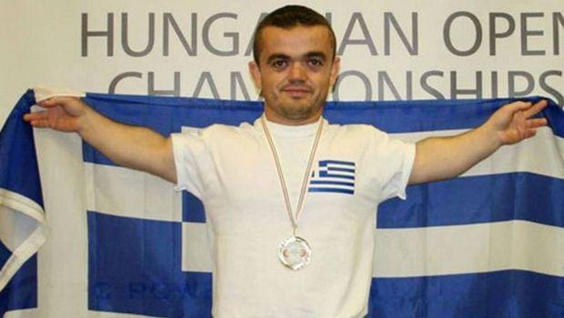 Συγχαρητήρια από τον Κ. Καραγκούνη στον παραολυμπιονίκη Δημ. Μπακοχρήστο