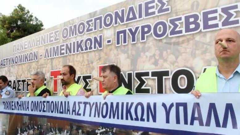 Ενστολοι: Θα στείλουμε στο αυτόφωρο τον Χουλιαράκη