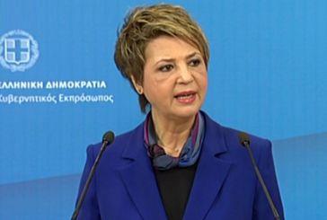 """Όλγα Γεροβασίλη: «Η """"Nostos Expo 2016"""",  σημείο αναφοράς για τον εναλλακτικό τουρισμό»"""