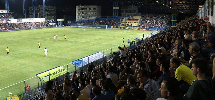 Ευτυχώς πρωταπριλιάτικος ο ποδοσφαιρικός τελικός Κυπέλου στο Αγρίνιο!