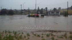 H δραματική διάσωση επιβατών λεωφορείου στη Θεσσαλονίκη