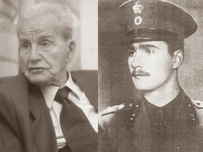 1944: Ο άνθρωπος που απελευθέρωσε αναίμακτα το Αγρίνιο.Ζούσε έως το 2014.